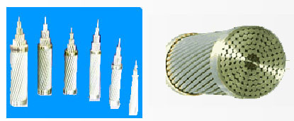 铝绞线 - 钢芯铝绞电缆