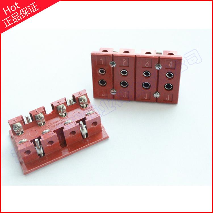 1132-4-J热电偶插座排插
