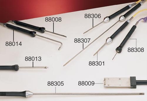 美国omega 杆状微型表面热电偶探头