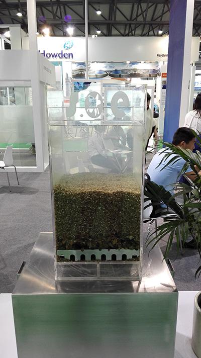 深床反硝化滤池