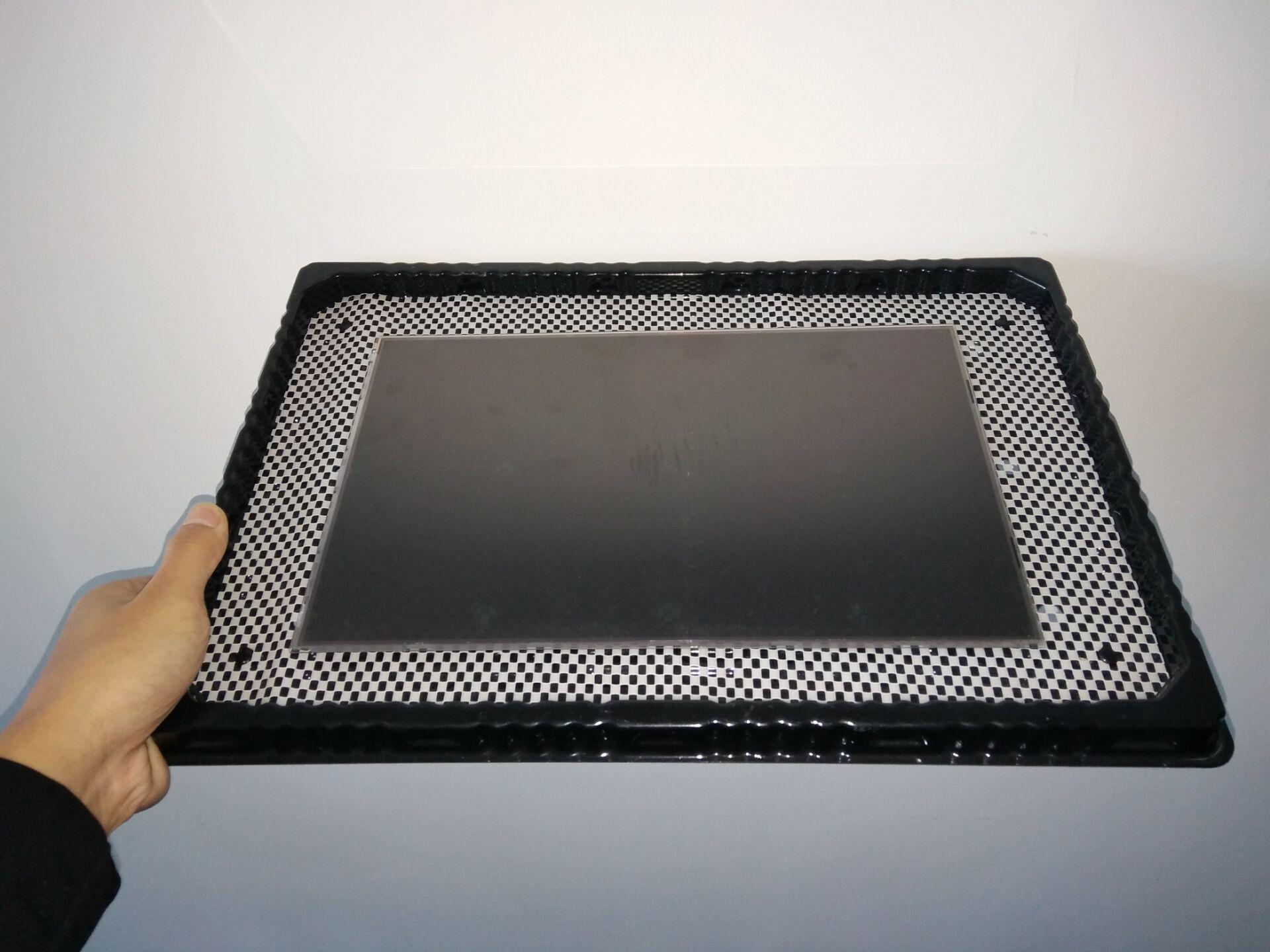 吸塑盒+防静电防滑垫、防静电吸塑托盘+防滑垫