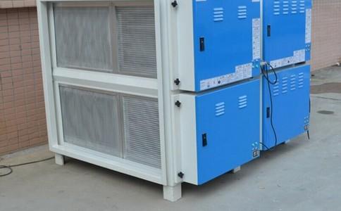 静电油烟净化器技术原理与结构解析