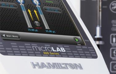 汉啊密尔顿实验室仪器