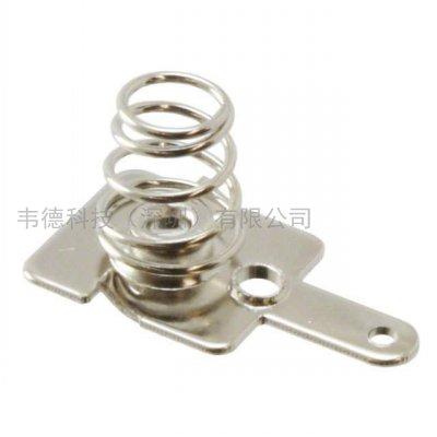 keystone电池触点弹簧_5204—韦德科技(深圳)有限公司0755-2665 6615