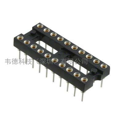 mill-max 110-41-320-41-001000_连接器用于ic的插座_韦德科技(深圳)有限公司