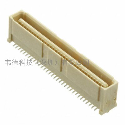 mill-max_891-10-064-30-120000_mill-max矩形_板对板连接器 _阵列,边缘型_韦德科技(深圳)有限公司