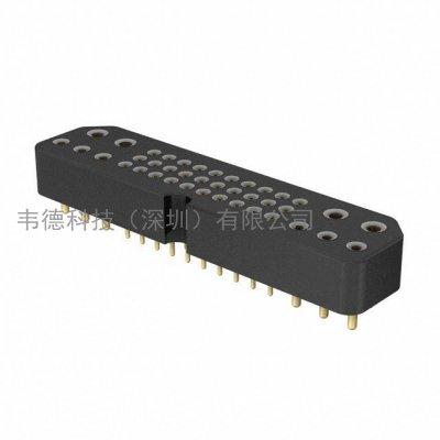 mill-max_809-43-040-10-001000_mill-max矩形_板对板连接器 _针座,插座,母插口_韦德科技(深圳)有限公司