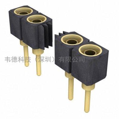 mill-max 310-13-164-41-001000_ mill-max矩形连接器-针座,插座,母插口_韦德科技(深圳)有限公司