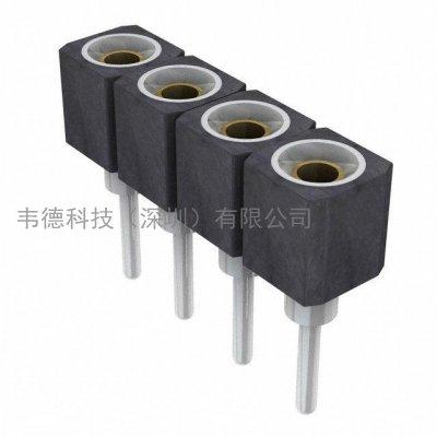 mill-max 310-93-104-41-001000_ mill-max矩形连接器-针座,插座,母插口_韦德科技(深圳)有限公司