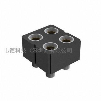 mill-max 406-43-204-30-068001_mill-max矩形连接器-针座,插座,母插口_韦德科技(深圳)有限公司