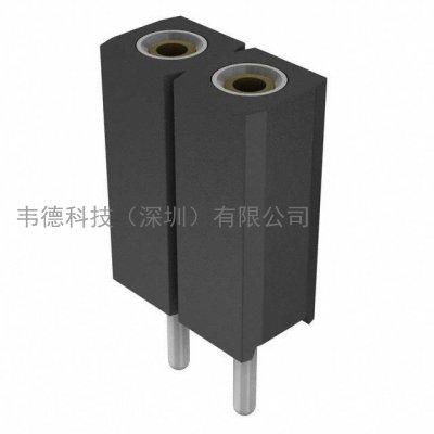 mill-max 801-93-002-10-001000_ mill-max矩形连接器-针座,插座,母插口_韦德科技(深圳)有限公司