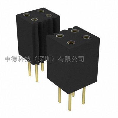 mill-max 853-93-100-10-001000 _ mill-max矩形连接器-针座,插座,母插口_韦德科技(深圳)有限公司