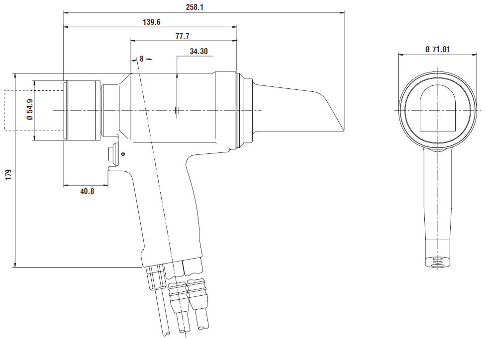 Huck2620PT液压铆钉枪—韦德科技0755-26656615