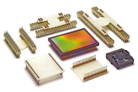 Mill-Max推出CCD和CMOS成像器的图像传感器插座解决方案