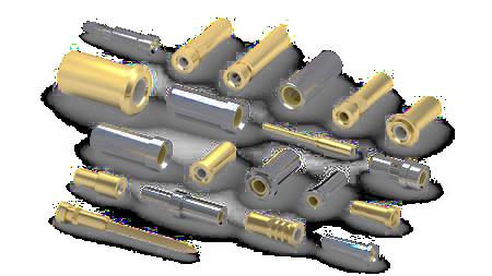 Mill-Max连接器-引脚插座