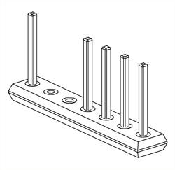 ZIERICK插针_连接器H1-10-750-T-SP_韦德科技(深圳)有限公司 0755-2665 6615