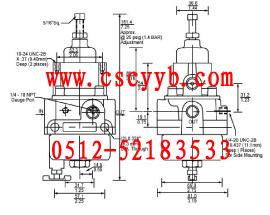 T50空气过滤减压阀,T-50空气减压过滤器, 空气减压过滤器T-50,T50型过滤减压调压器