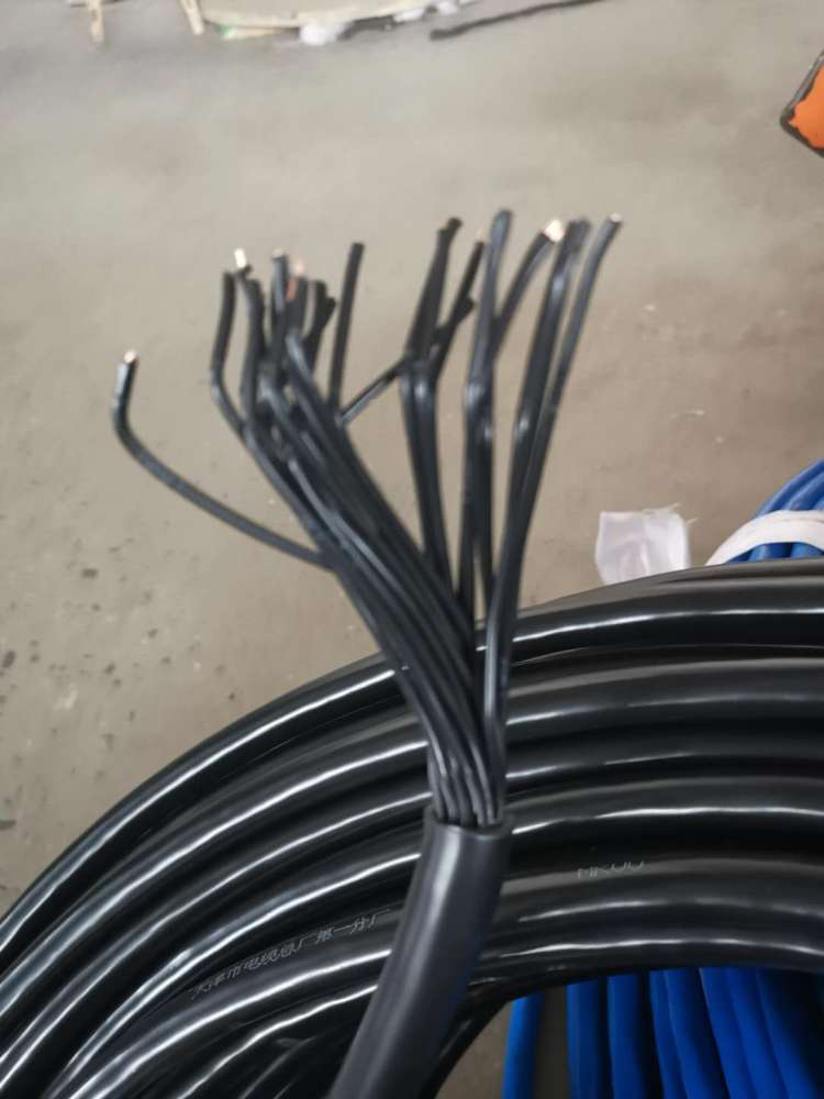 KFV32耐高温控制电缆