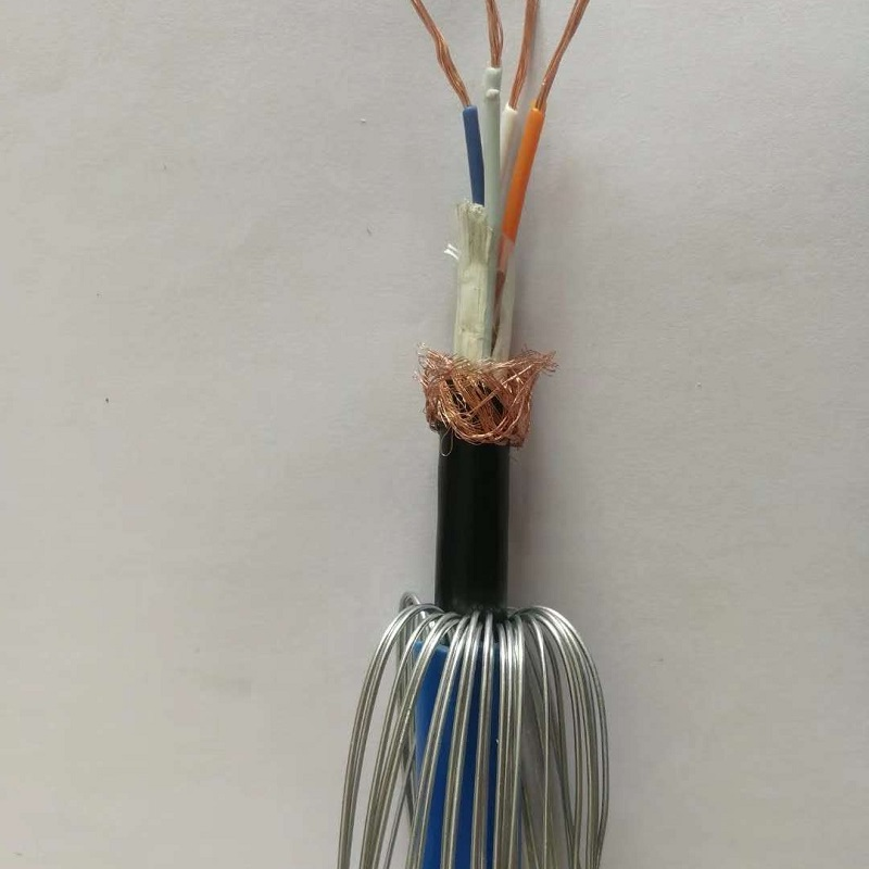 PVV22钢带铠装控制电缆 2*0.75