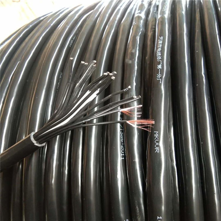 MKVVR矿用控制电缆 12X0.75