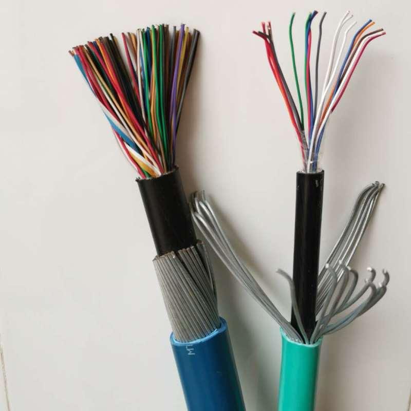 MKVVR矿用控制电缆