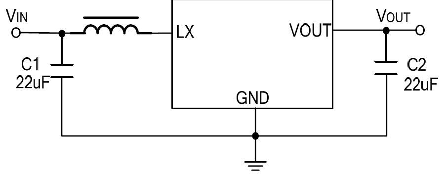 无线鼠标升压电路