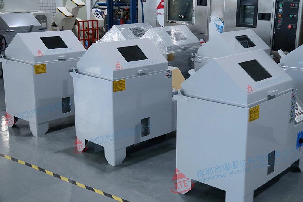 精密型盐雾试验箱_盐水喷雾测试机专门针对各种材质之表面,经油漆、涂料、电镀、阳极处理、防锈油防水、防锈处理后,测试表面之抗腐能力。