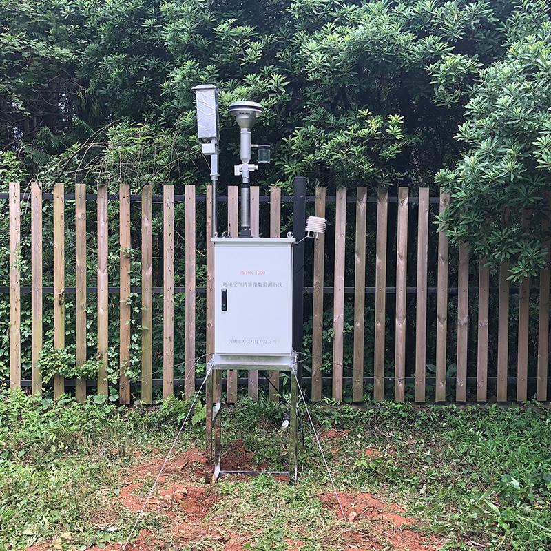 空气质量监测