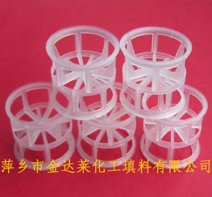 塑料拉鲁环填料 萍乡金达莱