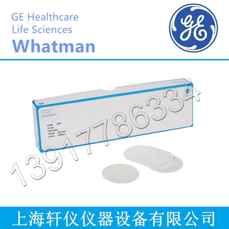 GE Whatman沃特曼Grade 6定性滤纸1006-090