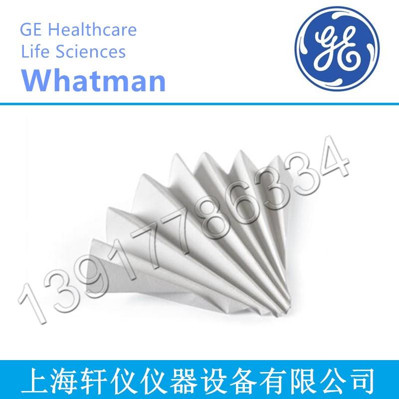 GE Whatman沃特曼Grade 595 ½预折叠型定性滤纸10311641
