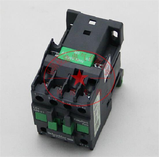 施耐德接触器LC1D09MDC