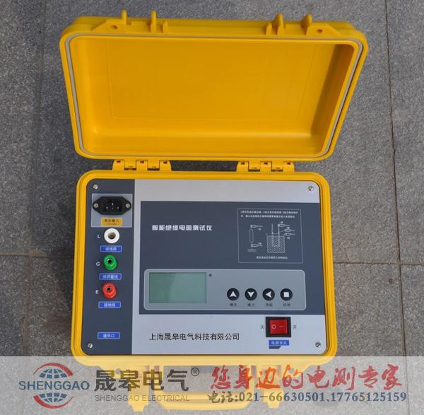 SGSN-A水内冷发电机绝缘电阻测试仪2500V