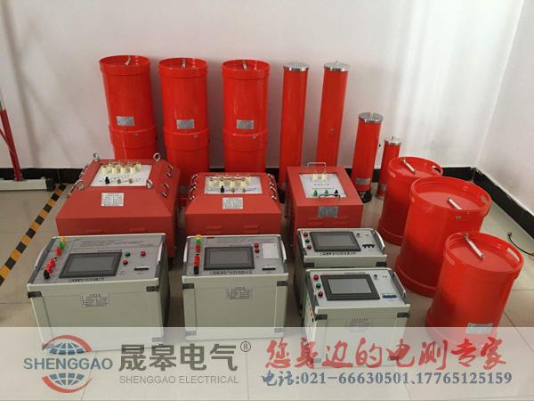 TPJXZ调频串并联谐振交流耐压试验装置