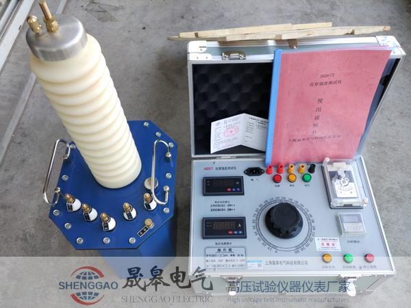 TQSB高壓試驗變壓器使用方法