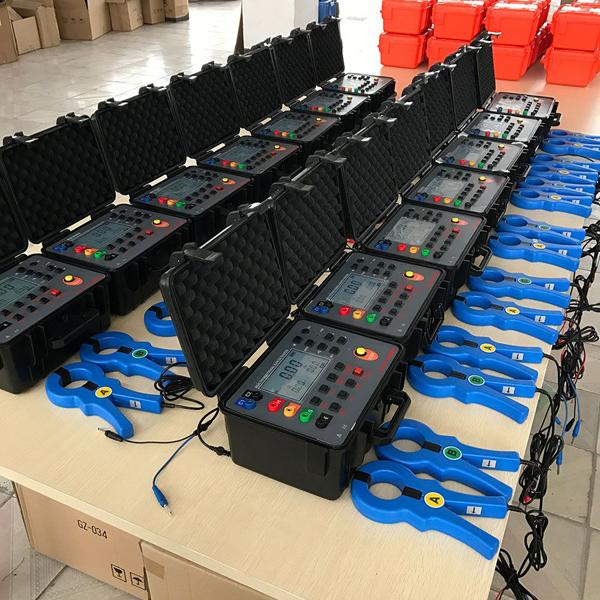 接地電阻測試儀常用的幾種使用方法