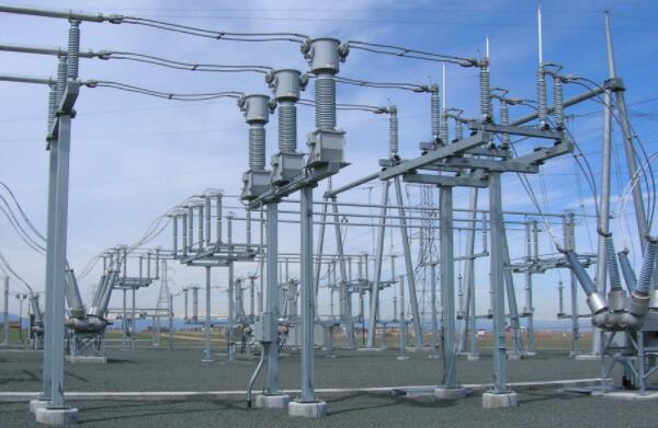 广东广州靠前20千伏出线变电站配上双电源