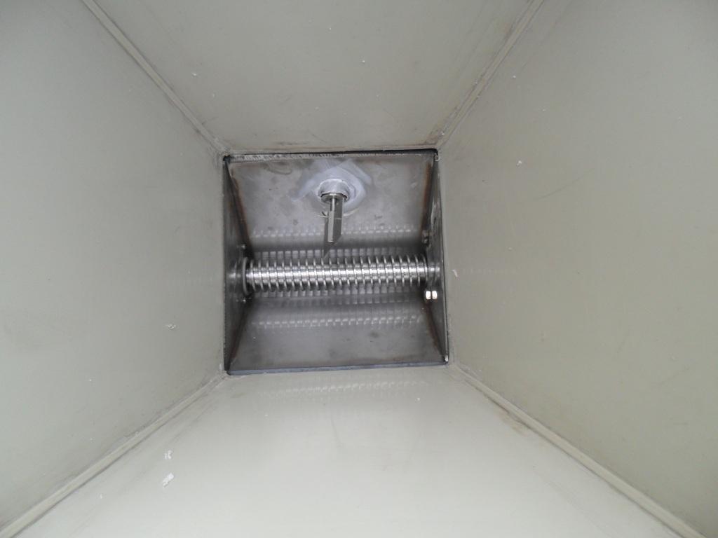 精密PP/ SUS304聚合物加药装置