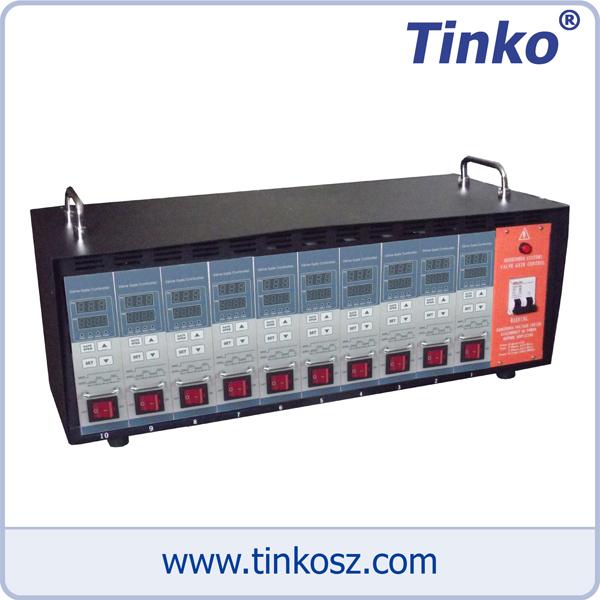 蘇州天和儀器 10點熱流道時序控制箱