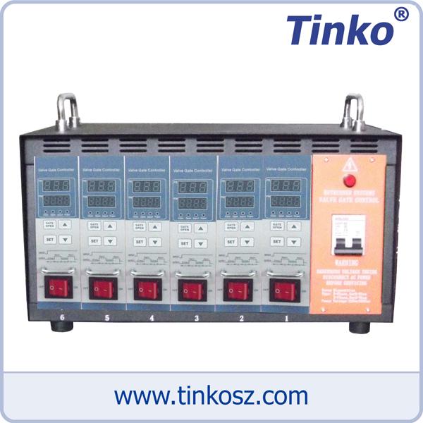 蘇州天和儀器 6點熱流道時序控制箱
