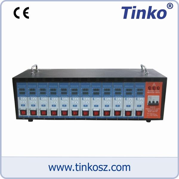 蘇州天和儀器單層12點熱流道溫控箱