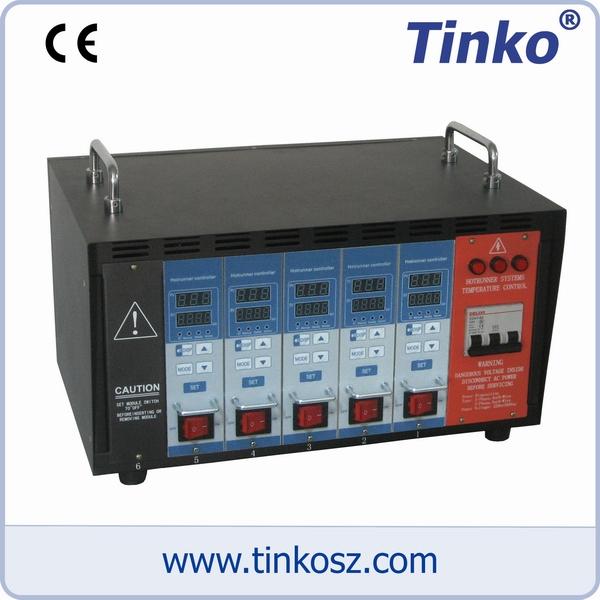 苏州天和仪器中性5点热流道温控箱