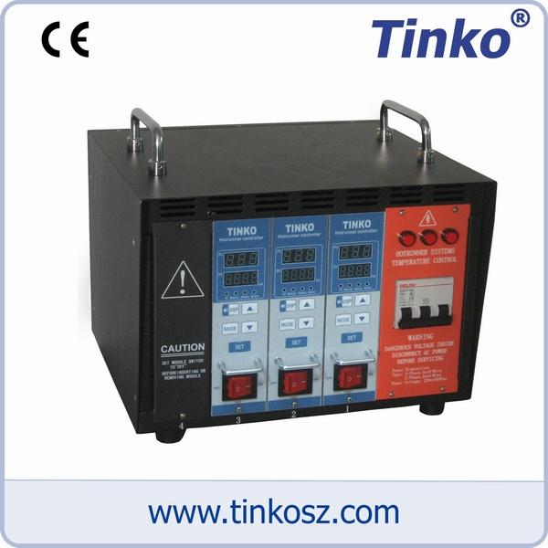 苏州天和仪器Tinko自主品牌3点热流道温控箱