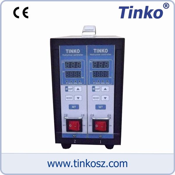 苏州天和仪器不带空气开关版2点热流道温控箱 Tinko品牌