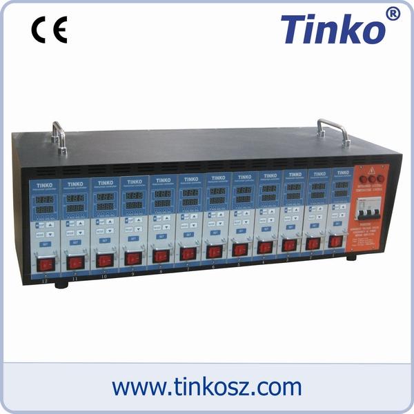 蘇州天和儀器Tinko單層12點熱流道溫控箱