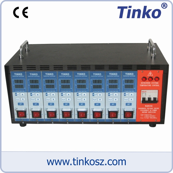 苏州天和仪器 Tinko 8点热流道温控箱