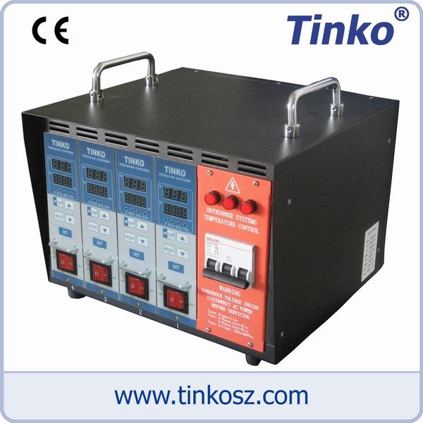 苏州天和仪器 Tinko 4点热流道温控箱