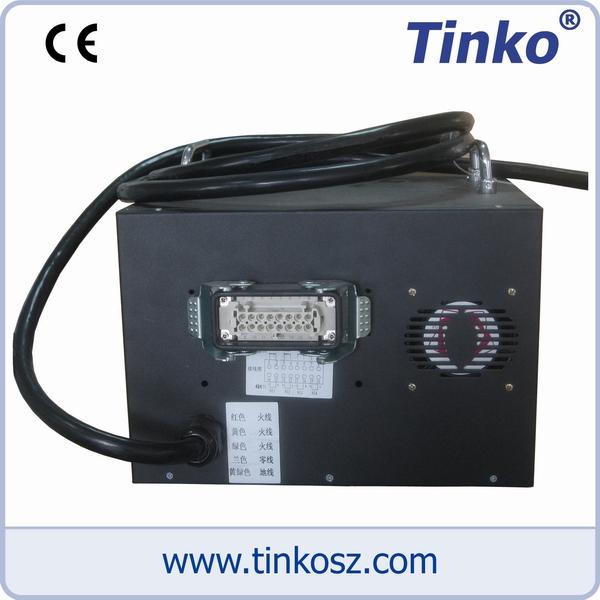 苏州天和仪器 Tinko 4点热流道温控箱 背视图