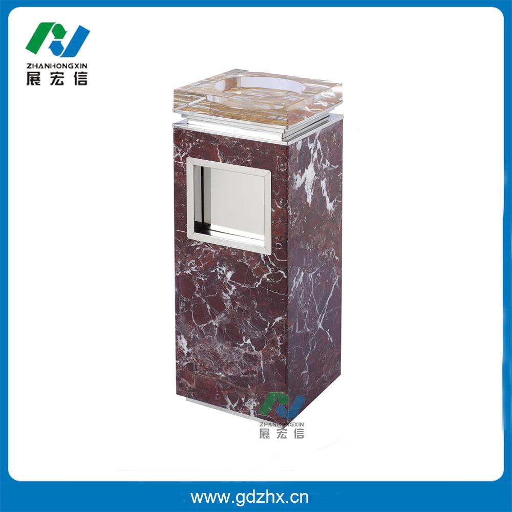 方形水晶烟灰桶(GPX-199S)