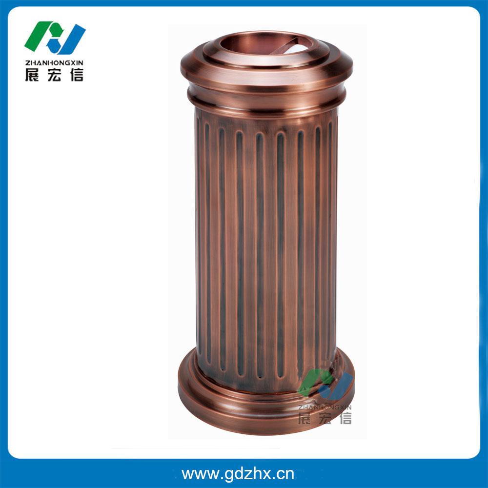 欧式罗马柱烟灰桶(古铜、GPX-1)